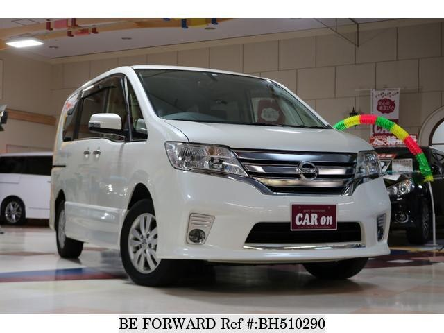 Used 2012 NISSAN SERENA BH510290 for Sale