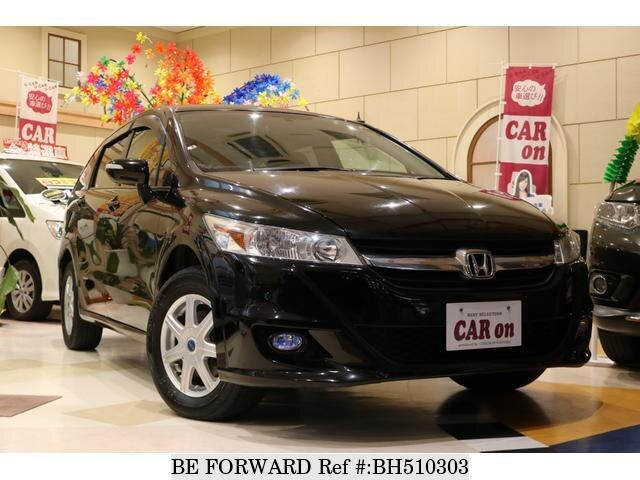 Used 2009 HONDA STREAM BH510303 for Sale