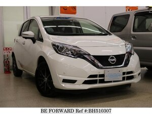 Used 2018 NISSAN NOTE BH510307 for Sale