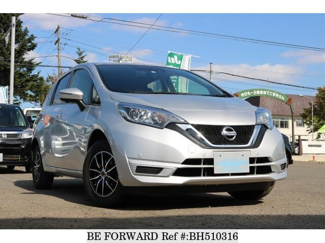 Used 2018 NISSAN NOTE BH510316 for Sale