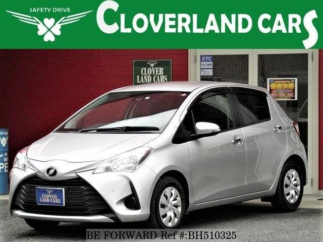 Used 2018 TOYOTA VITZ BH510325 for Sale