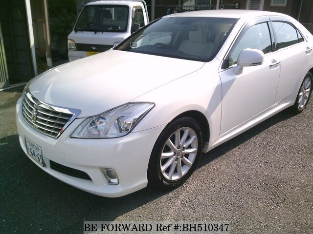 Used 2010 TOYOTA CROWN BH510347 for Sale