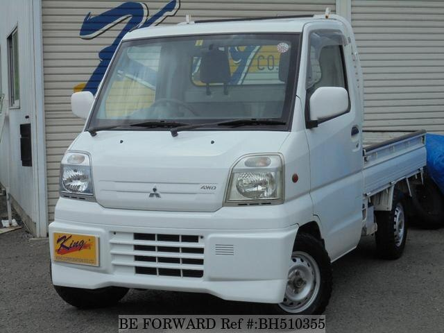Used 2000 MITSUBISHI MINICAB TRUCK BH510355 for Sale