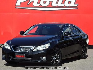 Used 2010 TOYOTA MARK X BH510358 for Sale