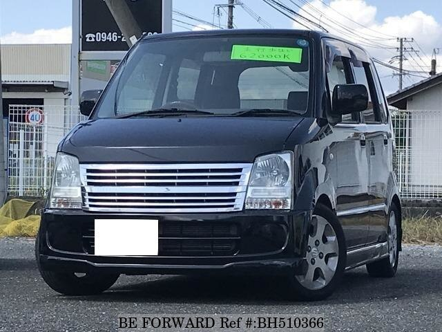 Used 2005 SUZUKI WAGON R BH510366 for Sale