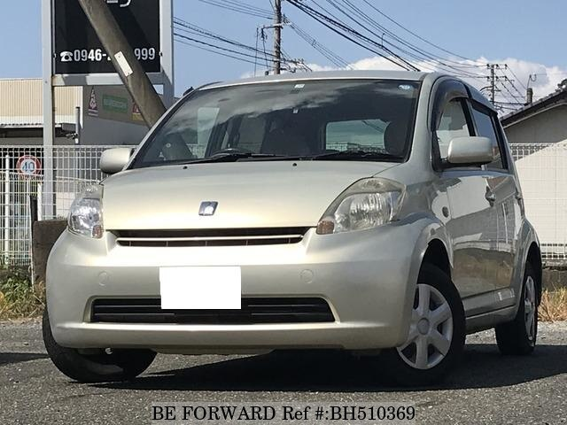Used 2004 TOYOTA PASSO BH510369 for Sale