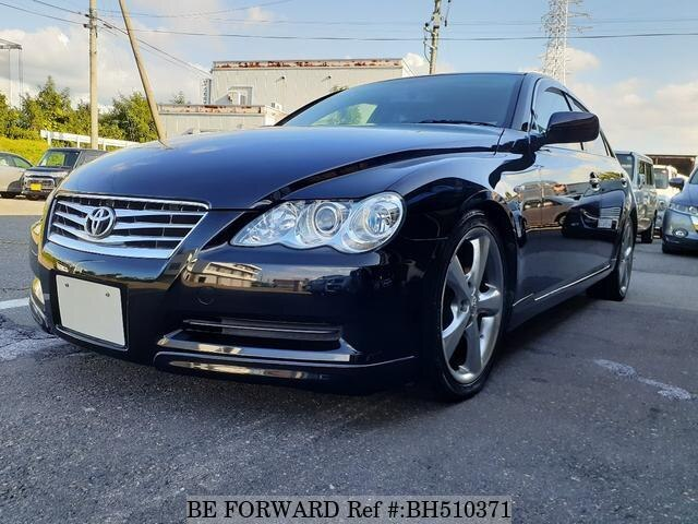 Used 2005 TOYOTA MARK X BH510371 for Sale