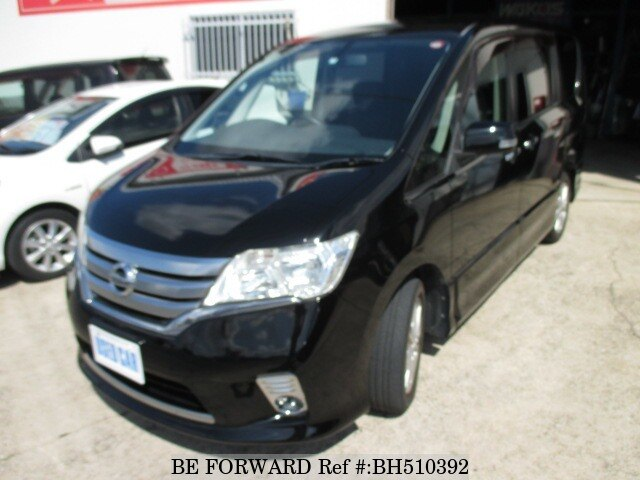 Used 2011 NISSAN SERENA BH510392 for Sale
