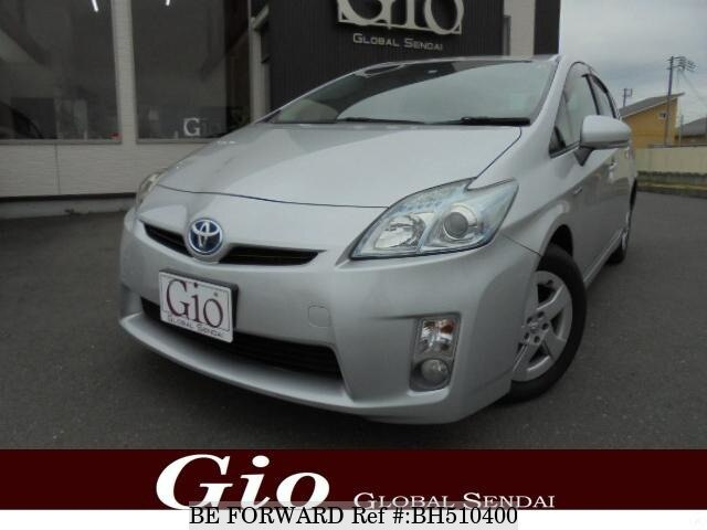 Used 2010 TOYOTA PRIUS BH510400 for Sale