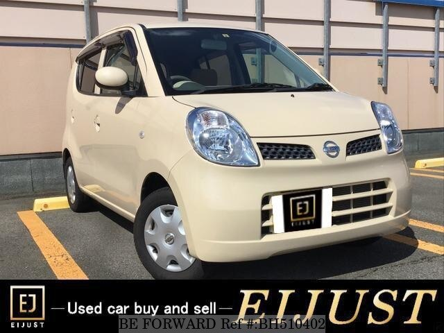 Used 2010 NISSAN MOCO BH510402 for Sale