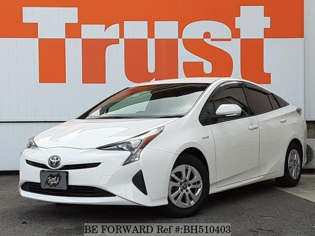 Used 2017 TOYOTA PRIUS BH510403 for Sale