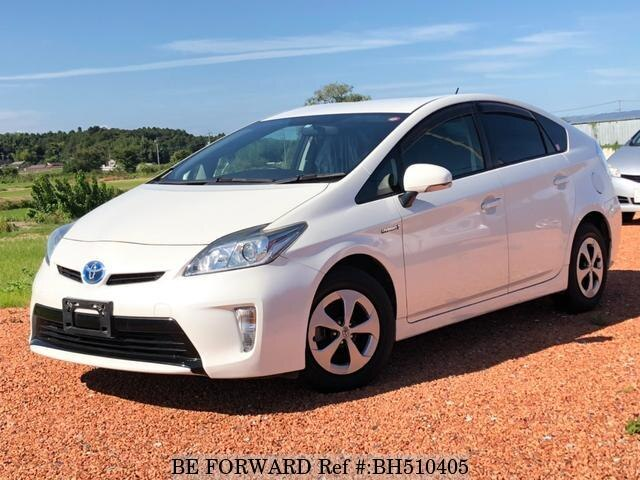 Used 2013 TOYOTA PRIUS BH510405 for Sale