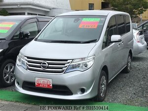 Used 2016 NISSAN SERENA BH510414 for Sale