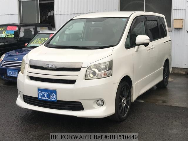 Used 2008 TOYOTA NOAH BH510449 for Sale