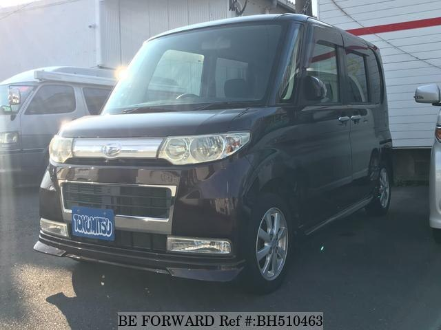 Used 2009 DAIHATSU TANTO BH510463 for Sale