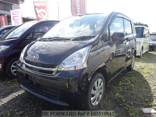 Used 2012 DAIHATSU MOVE BH510541 for Sale