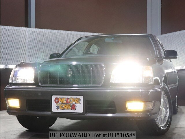 Used 1998 TOYOTA CROWN MAJESTA BH510588 for Sale