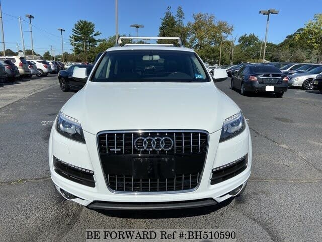 Used 2015 AUDI Q7 BH510590 for Sale