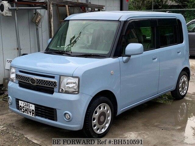 Used 2013 DAIHATSU MOVE CONTE BH510591 for Sale