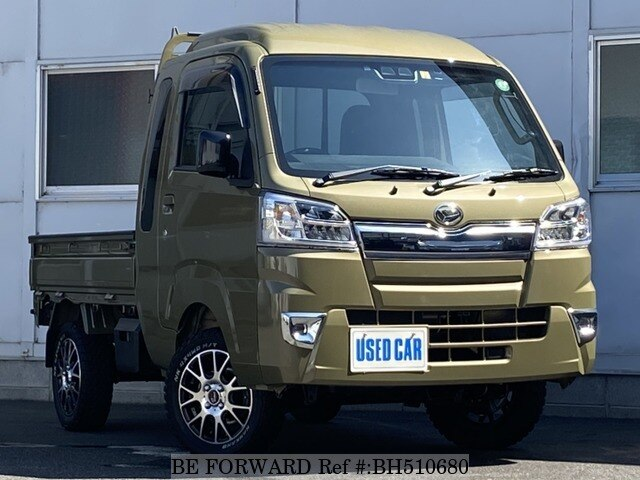 Used 2020 DAIHATSU HIJET TRUCK BH510680 for Sale