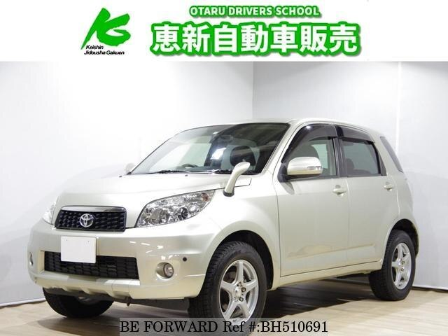 Used 2009 TOYOTA RUSH BH510691 for Sale