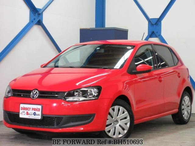 Used 2010 VOLKSWAGEN POLO BH510693 for Sale