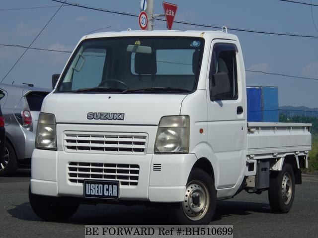 Used 2008 SUZUKI CARRY TRUCK BH510699 for Sale