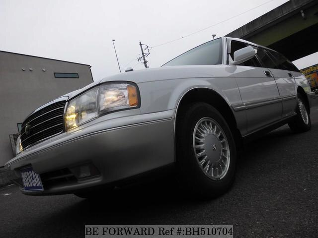 Used 1998 TOYOTA CROWN STATION WAGON BH510704 for Sale