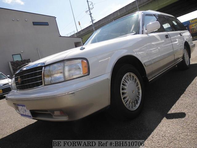 Used 1996 TOYOTA CROWN STATION WAGON BH510706 for Sale
