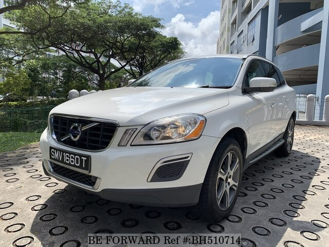 Used 2011 VOLVO XC60 BH510714 for Sale