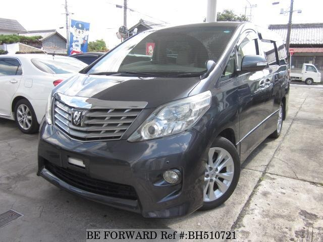 Used 2009 TOYOTA ALPHARD BH510721 for Sale