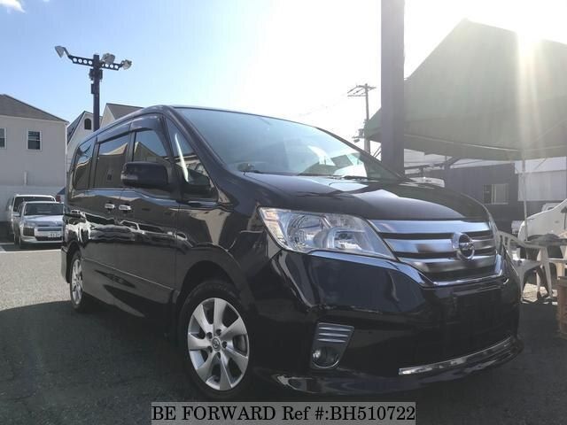 Used 2011 NISSAN SERENA BH510722 for Sale