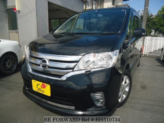 Used 2013 NISSAN SERENA BH510734 for Sale