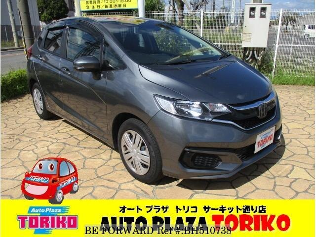Used 2019 HONDA FIT BH510738 for Sale