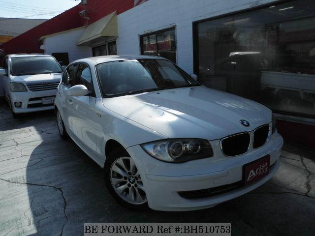 Used 2007 BMW 1 SERIES BH510753 for Sale