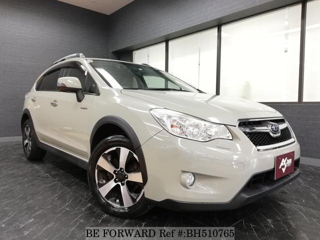Used 2013 SUBARU IMPREZA XV HYBRID BH510765 for Sale