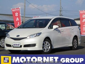 Used 2013 TOYOTA WISH BH510776 for Sale