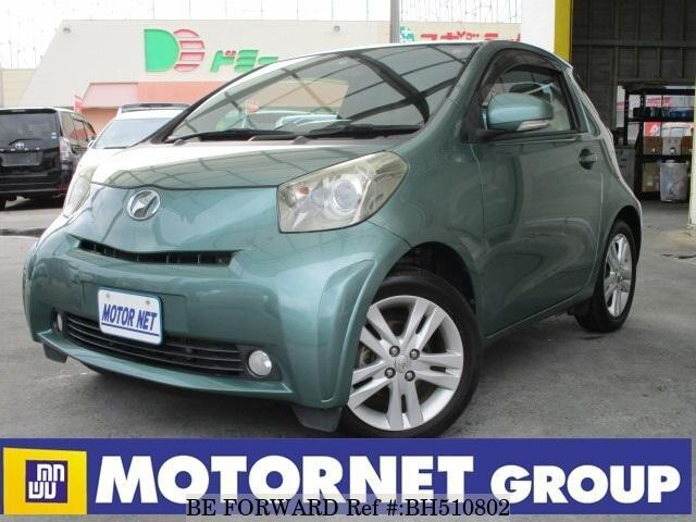 Used 2009 TOYOTA IQ BH510802 for Sale