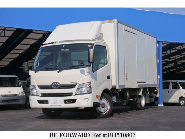 Used 2012 TOYOTA DYNA TRUCK BH510807 for Sale