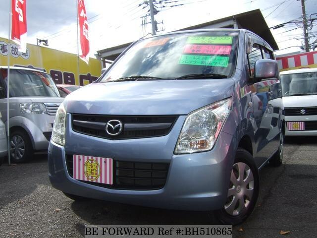 Used 2010 MAZDA AZ-WAGON BH510865 for Sale