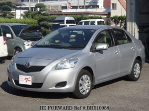 Used 2009 TOYOTA BELTA BH510958 for Sale