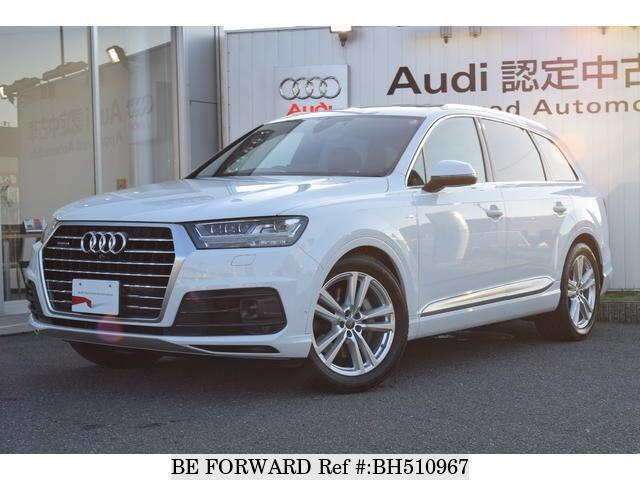 Used 2017 AUDI Q7 BH510967 for Sale