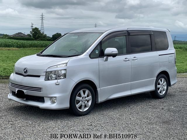 Used 2008 TOYOTA VOXY BH510978 for Sale