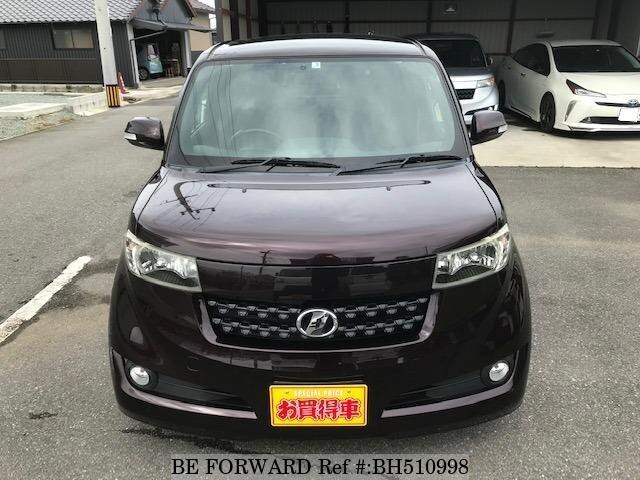 Used 2009 TOYOTA BB BH510998 for Sale