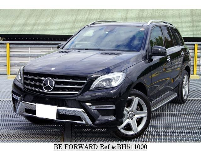 Used 2015 MERCEDES-BENZ M-CLASS BH511000 for Sale