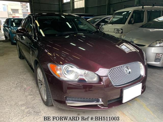 Used 2011 JAGUAR XF BH511003 for Sale