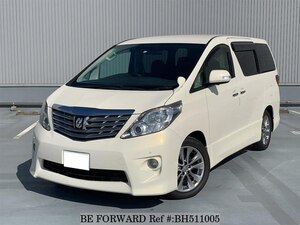 Used 2010 TOYOTA ALPHARD BH511005 for Sale