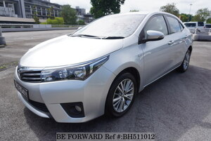 Used 2015 TOYOTA COROLLA ALTIS BH511012 for Sale