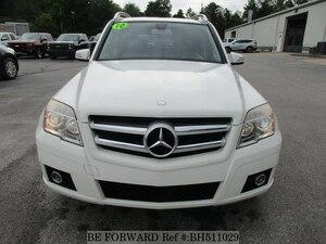 Used 2010 MERCEDES-BENZ GLK-CLASS BH511029 for Sale