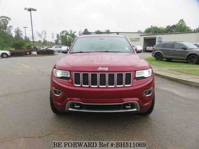 Used 2014 JEEP GRAND CHEROKEE BH511069 for Sale
